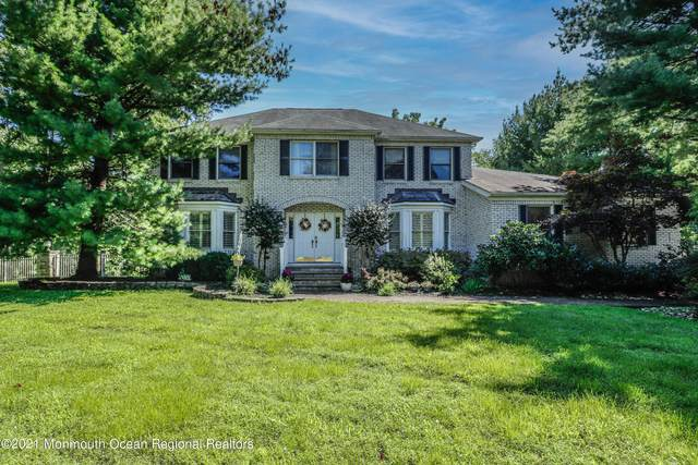 2 Tanglewood Place, Monroe, NJ 08831 (MLS #22129583) :: The MEEHAN Group of RE/MAX New Beginnings Realty