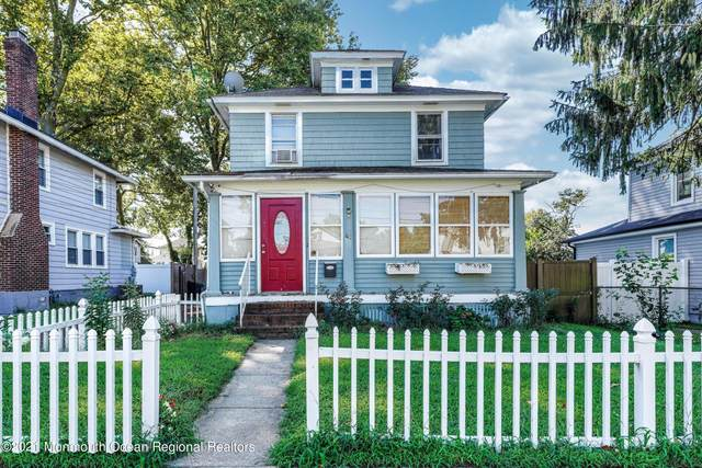 43 W Sunset Avenue, Red Bank, NJ 07701 (MLS #22129621) :: The Sikora Group