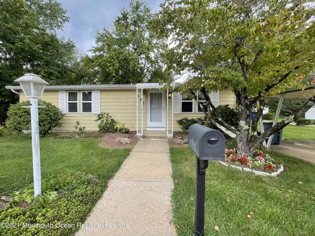 440 Charles Place, Freehold, NJ 07728 (MLS #22129629) :: The MEEHAN Group of RE/MAX New Beginnings Realty