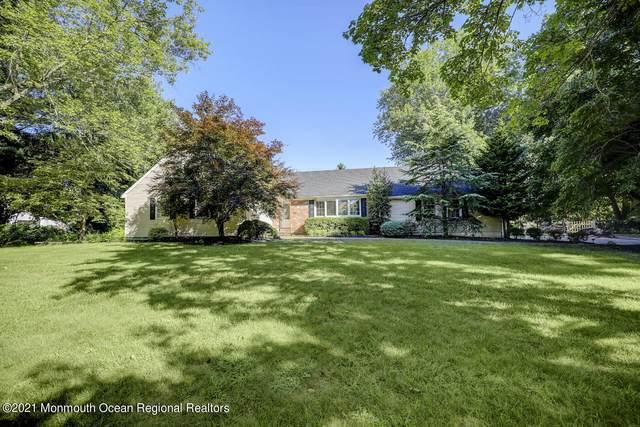 8 Colonial Terrace, Colts Neck, NJ 07722 (MLS #22129713) :: PORTERPLUS REALTY