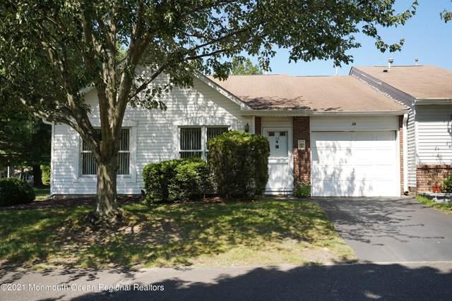 36 Buttonwood Court, Lakewood, NJ 08701 (MLS #22129744) :: William Hagan Group