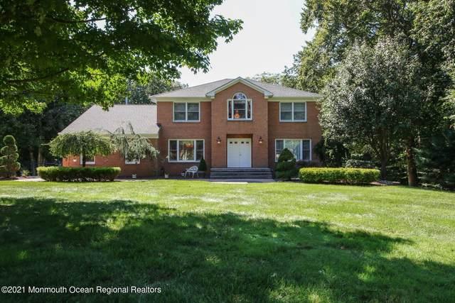 104 Leah Court, Freehold, NJ 07728 (#22129763) :: Rowack Real Estate Team