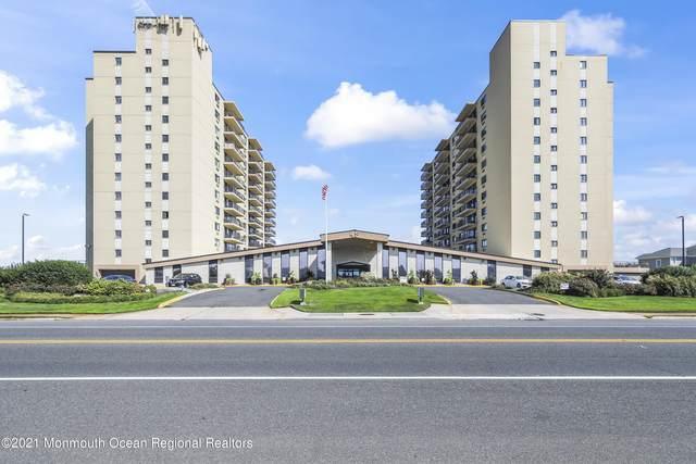 45 Ocean Avenue 7L, Monmouth Beach, NJ 07750 (MLS #22129847) :: William Hagan Group