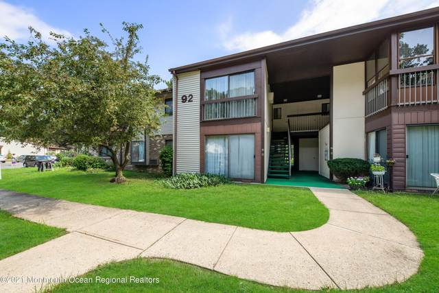 92 Arrowood Road G, Manalapan, NJ 07726 (#22129858) :: Rowack Real Estate Team