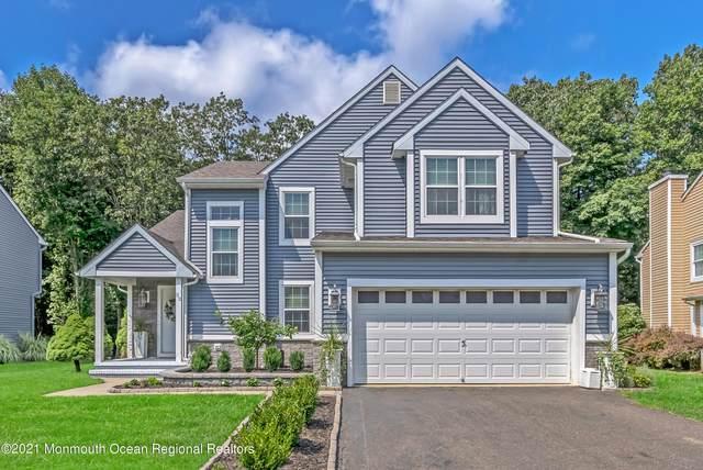 22 Rosewood Drive, Howell, NJ 07731 (MLS #22129930) :: William Hagan Group