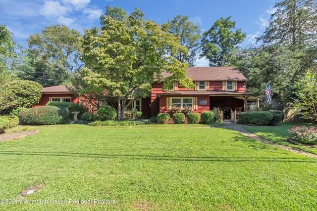 1602 Birchwood Lane, Wall, NJ 07753 (MLS #22129954) :: William Hagan Group