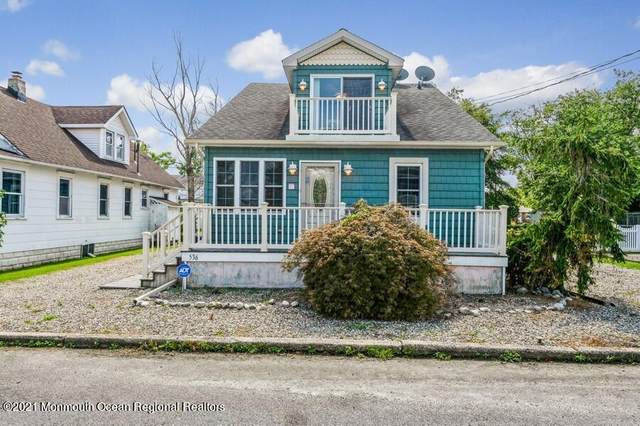 536 E Longport Avenue, Ocean Gate, NJ 08740 (MLS #22129980) :: William Hagan Group