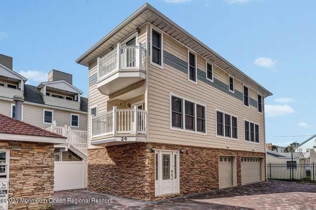 21 Blaine Avenue #24, Seaside Heights, NJ 08751 (MLS #22129984) :: The CG Group | RE/MAX Revolution