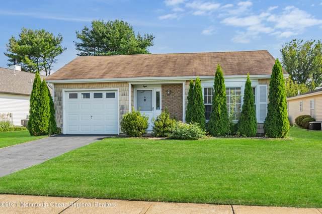 8 Everest Drive N, Brick, NJ 08724 (#22129991) :: Rowack Real Estate Team