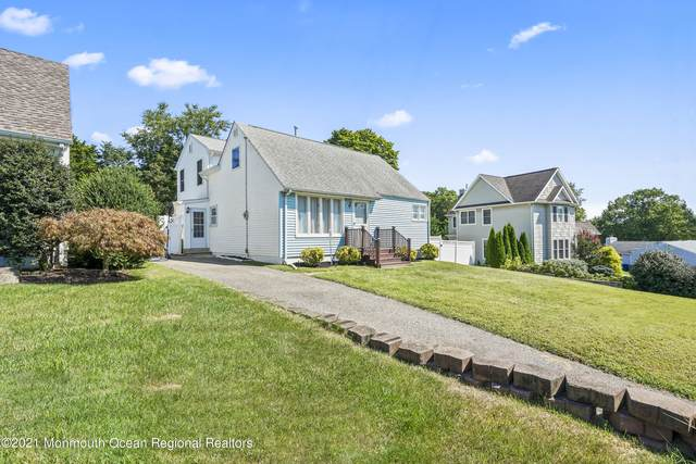 205 Milford Road, Neptune Township, NJ 07753 (MLS #22130018) :: William Hagan Group