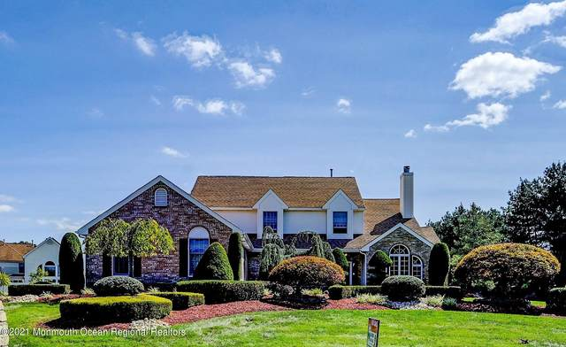 6 Bray Hollow Court, Freehold, NJ 07728 (MLS #22130143) :: The CG Group   RE/MAX Revolution