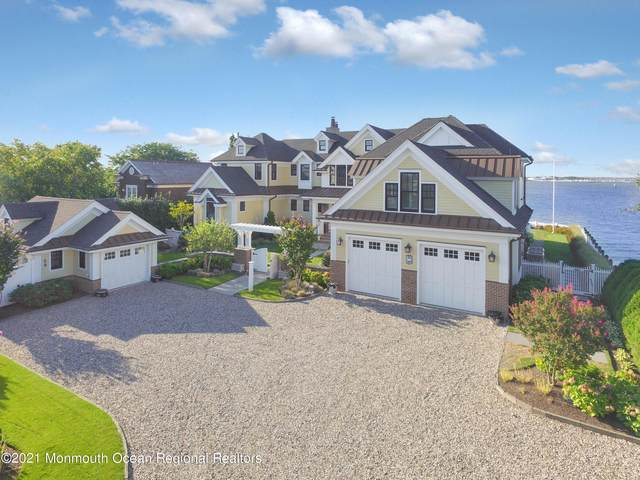 115 Curtis Point Drive, Mantoloking, NJ 08738 (MLS #22130158) :: The CG Group | RE/MAX Revolution