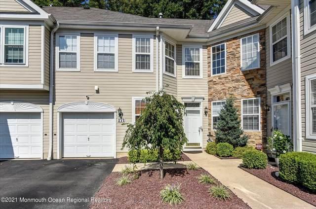 171 Shinnecock Drive, Manalapan, NJ 07726 (MLS #22130170) :: Laurie Savino Realtor