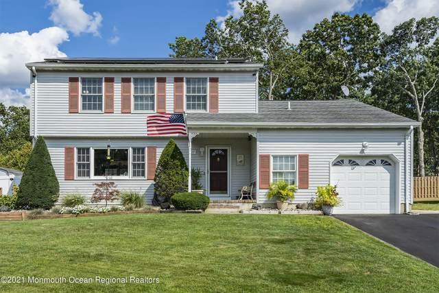 27 Adams Drive, Brick, NJ 08724 (#22130173) :: Rowack Real Estate Team