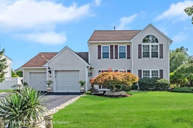 19 Grand Teton Avenue, Howell, NJ 07731 (#22130302) :: Rowack Real Estate Team