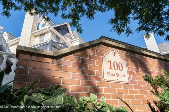 100 1st Street #5, Keyport, NJ 07735 (MLS #22130319) :: The Sikora Group