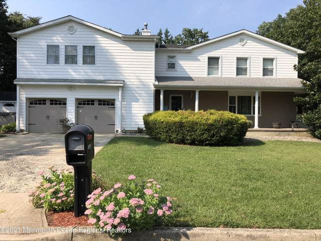 1209 Morris Lane, Wall, NJ 07719 (MLS #22130351) :: William Hagan Group