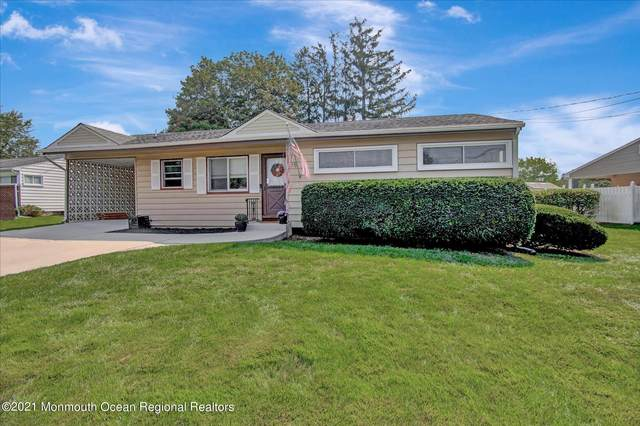 15 Brown Court, Parlin, NJ 08859 (MLS #22130482) :: The CG Group | RE/MAX Revolution