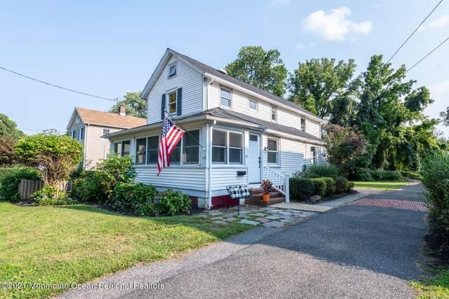 62 White Street, Shrewsbury Boro, NJ 07702 (MLS #22130574) :: William Hagan Group