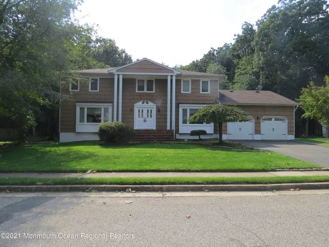 45 Truman Drive, Marlboro, NJ 07746 (MLS #22130636) :: Laurie Savino Realtor