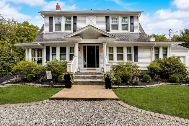 107 Brown Road, Howell, NJ 07731 (MLS #22130649) :: William Hagan Group