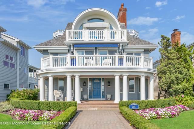 205 Ocean Avenue, Spring Lake, NJ 07762 (#22130731) :: Daunno Realty Services, LLC
