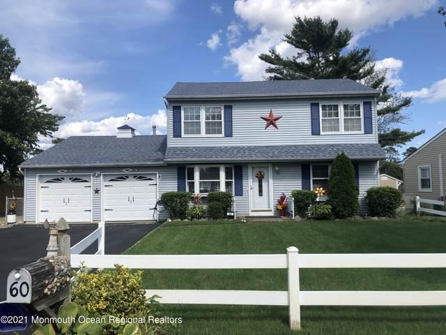60 Kettle Creek Drive, Brick, NJ 08723 (#22130794) :: Daunno Realty Services, LLC