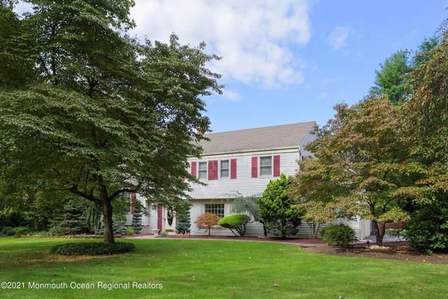 3 Windingbrook Way, Holmdel, NJ 07733 (MLS #22130824) :: Laurie Savino Realtor