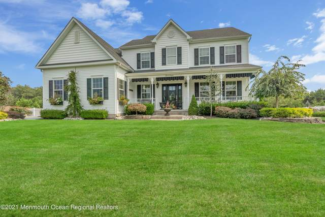 17 Wintergreen Court, Jackson, NJ 08527 (MLS #22130830) :: The DeMoro Realty Group | Keller Williams Realty West Monmouth