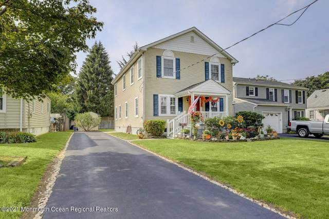 13 Barkalow Avenue, Freehold, NJ 07728 (MLS #22130927) :: The CG Group | RE/MAX Revolution