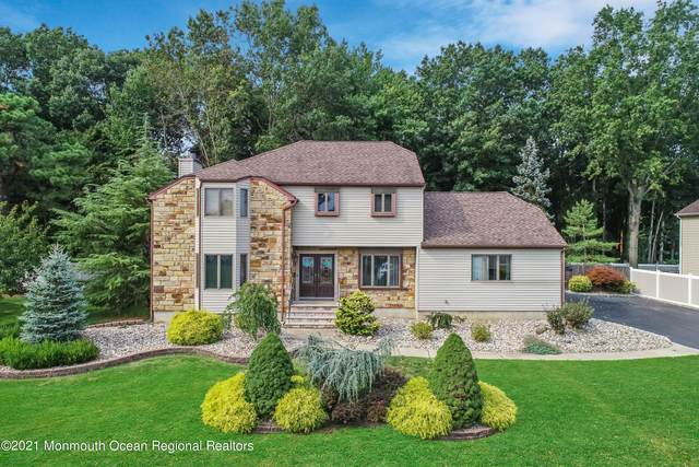 20 Mariposa Place, Old Bridge, NJ 08857 (MLS #22130936) :: The DeMoro Realty Group | Keller Williams Realty West Monmouth