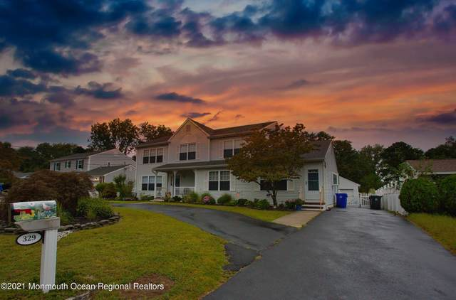 329 Mulberry Place, Brick, NJ 08723 (MLS #22130937) :: The CG Group | RE/MAX Revolution