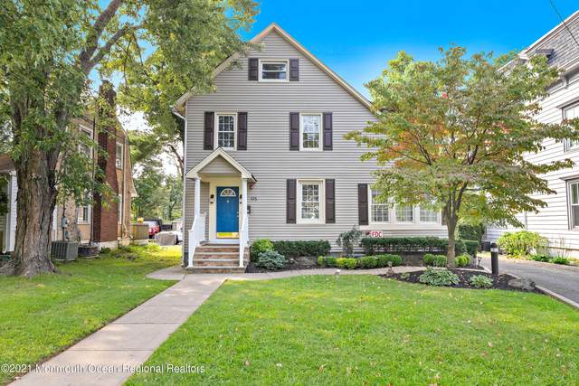 195 E Bergen Place, Red Bank, NJ 07701 (MLS #22130942) :: The DeMoro Realty Group | Keller Williams Realty West Monmouth