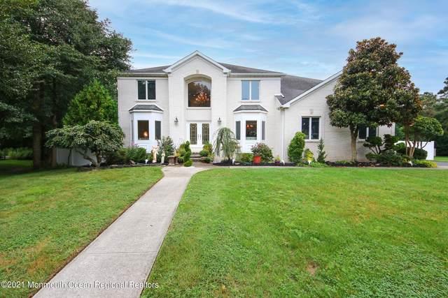 31 Stoneham Drive, Brick, NJ 08724 (#22130963) :: Rowack Real Estate Team