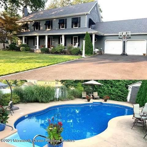 774 Tall Oaks Drive Dr, Brick, NJ 08724 (#22130973) :: Rowack Real Estate Team