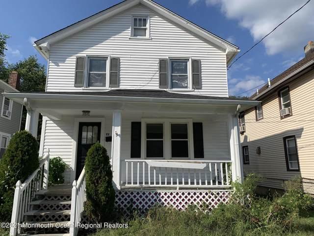 22 E Sunset Avenue, Red Bank, NJ 07701 (MLS #22131004) :: William Hagan Group