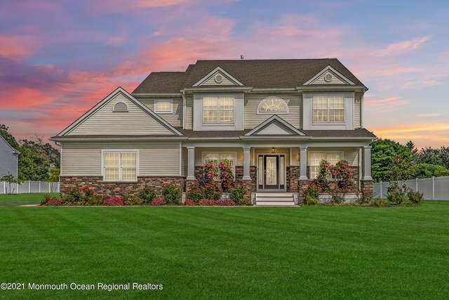 108 Kristjan Court, Toms River, NJ 08755 (MLS #22131013) :: The Dekanski Home Selling Team