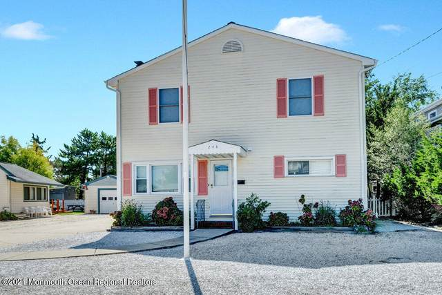 248 W 10th Street, Ship Bottom, NJ 08008 (MLS #22131056) :: The MEEHAN Group of RE/MAX New Beginnings Realty