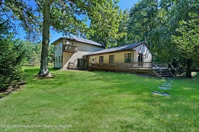 59 Falson Lane, Morganville, NJ 07751 (MLS #22131082) :: Kiliszek Real Estate Experts