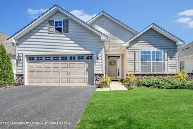 3 Eagle Ridge Circle, Lakewood, NJ 08701 (#22131114) :: Rowack Real Estate Team