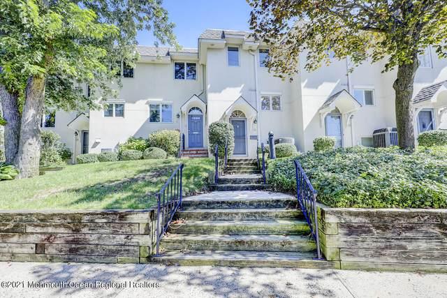 130 Bodman Place #19, Red Bank, NJ 07701 (MLS #22131165) :: William Hagan Group
