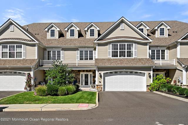 31 Abbey Road, Tinton Falls, NJ 07712 (MLS #22131179) :: The MEEHAN Group of RE/MAX New Beginnings Realty