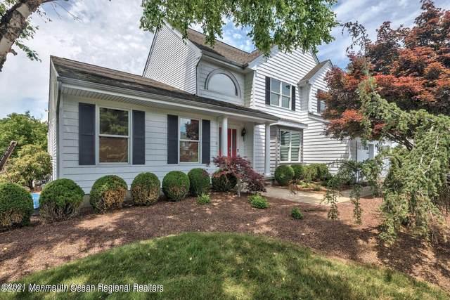8 Hampton Hollow Drive, Perrineville, NJ 08535 (#22131255) :: Rowack Real Estate Team