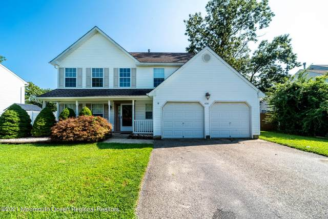 616 Loxley Drive, Toms River, NJ 08753 (MLS #22131291) :: The Streetlight Team at Formula Realty