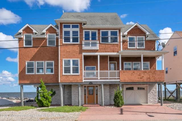 345 Bay Shore Drive, Barnegat, NJ 08005 (MLS #22131338) :: Team Pagano