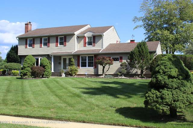 135 Lancaster Road, Freehold, NJ 07728 (MLS #22131374) :: The CG Group | RE/MAX Revolution