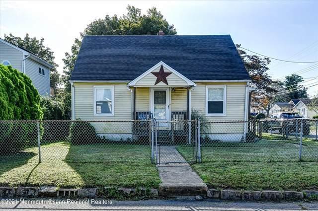 126 Shoreland Circle, Laurence Harbor, NJ 08879 (MLS #22131412) :: Laurie Savino Realtor