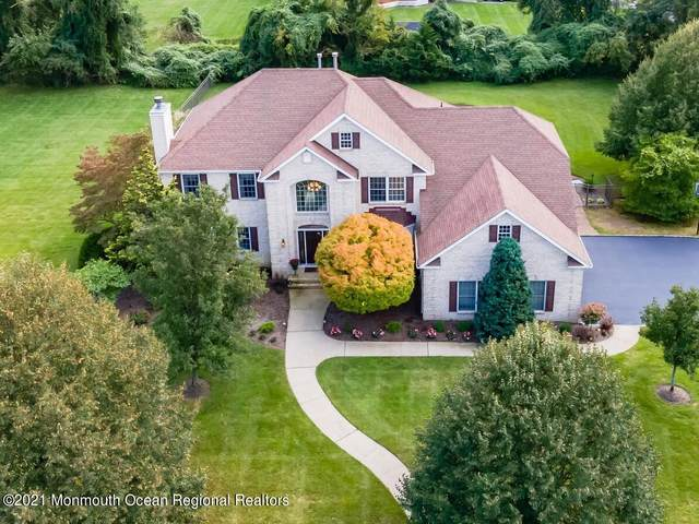 2811 Concord Drive, Wall, NJ 07719 (MLS #22131422) :: Caitlyn Mulligan with RE/MAX Revolution