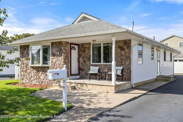 207 Washington Avenue, Point Pleasant Beach, NJ 08742 (#22131426) :: Daunno Realty Services, LLC