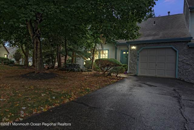 171 Colony Lane, Manalapan, NJ 07726 (MLS #22131480) :: The MEEHAN Group of RE/MAX New Beginnings Realty